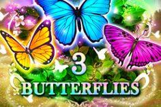Играть в 3 Butterflies