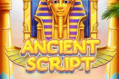 Играть в Ancient Script