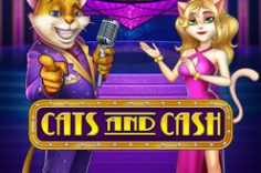 Играть в Cats and Cash