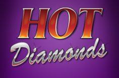 Играть в Hot Diamonds