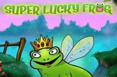 Играть в Super Lucky Frog