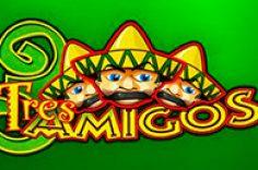 Играть в Tres Amigos